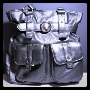 Handbags - Front Buckle Bag